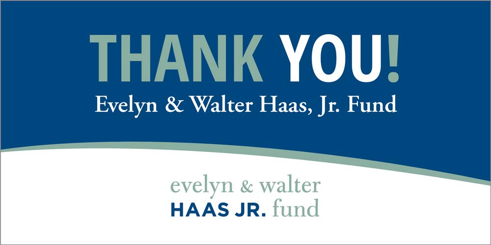 2019 Haas Jr Fund Ad